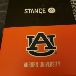 Stance Underwear & Socks - Auburn University Stance Socks NWT Medium